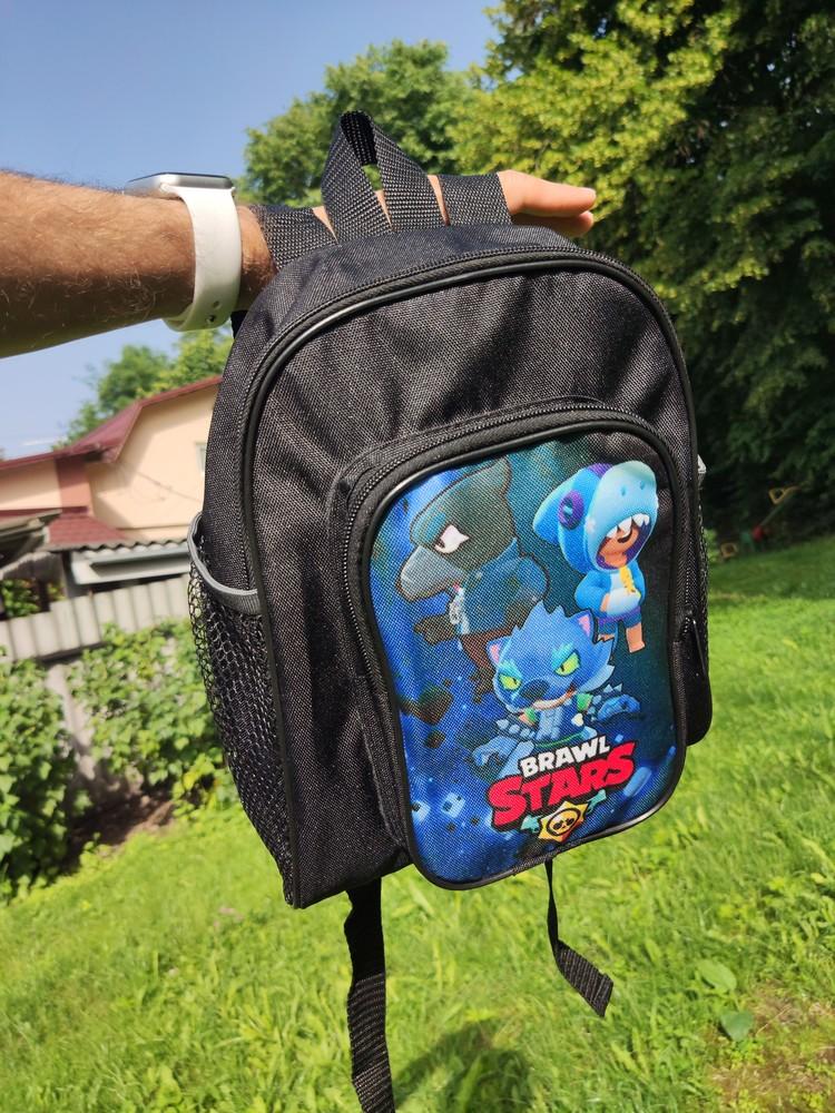 Детские рюкзаки brawl stars фото №1