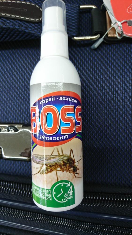 Спрей от комаров фото №1