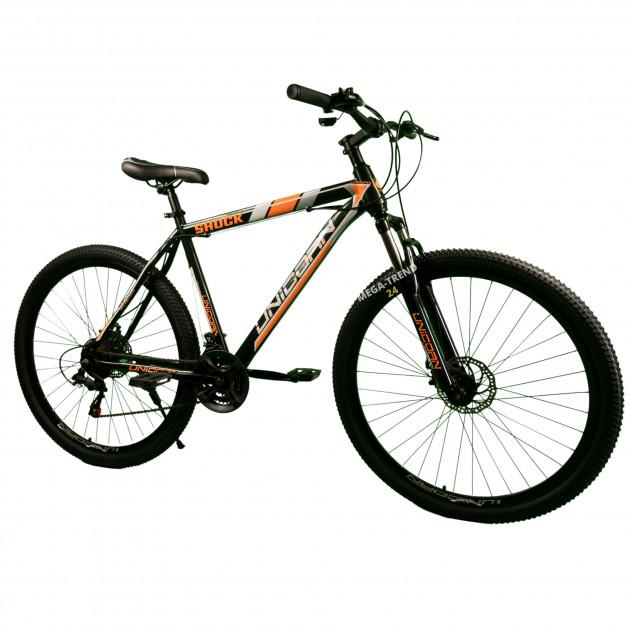 Велосипед горный 29 дюймов shock unicorn фото №1