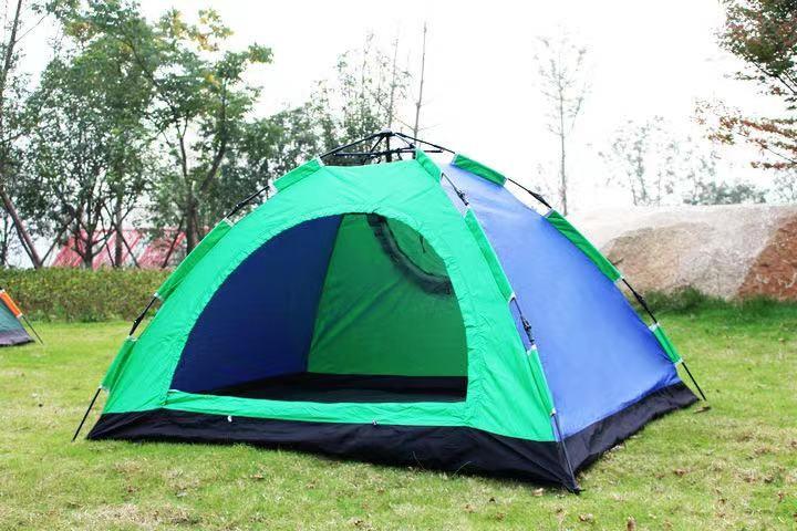 Палатка автомат 2.5*2.5метра фото №1