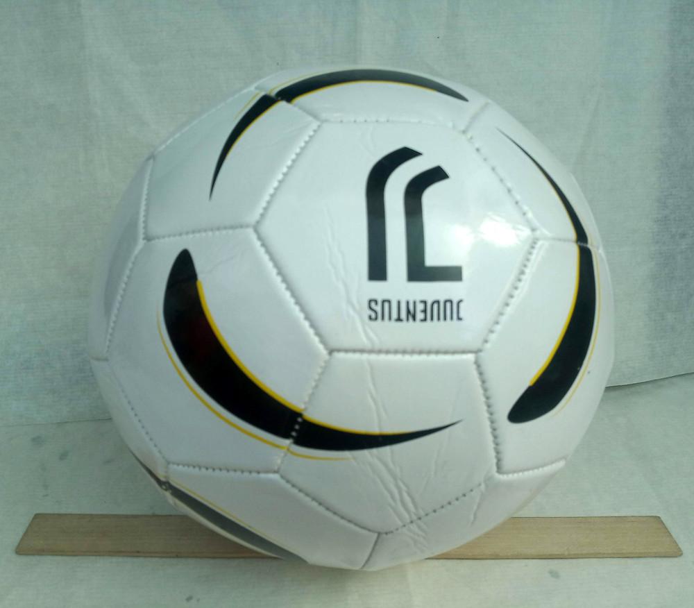 Мяч футбольний, пвх, 5 размер, вес 320 г. фото №1