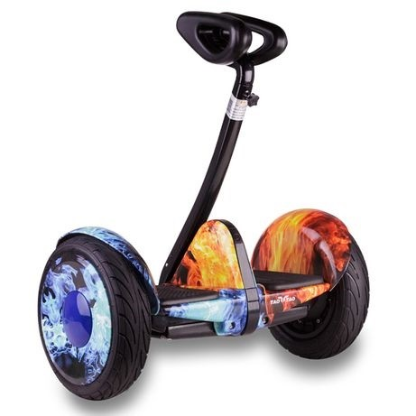 Гироскутер самобаланс с подсветкой ninebot mini 10.5 дюймов фото №1