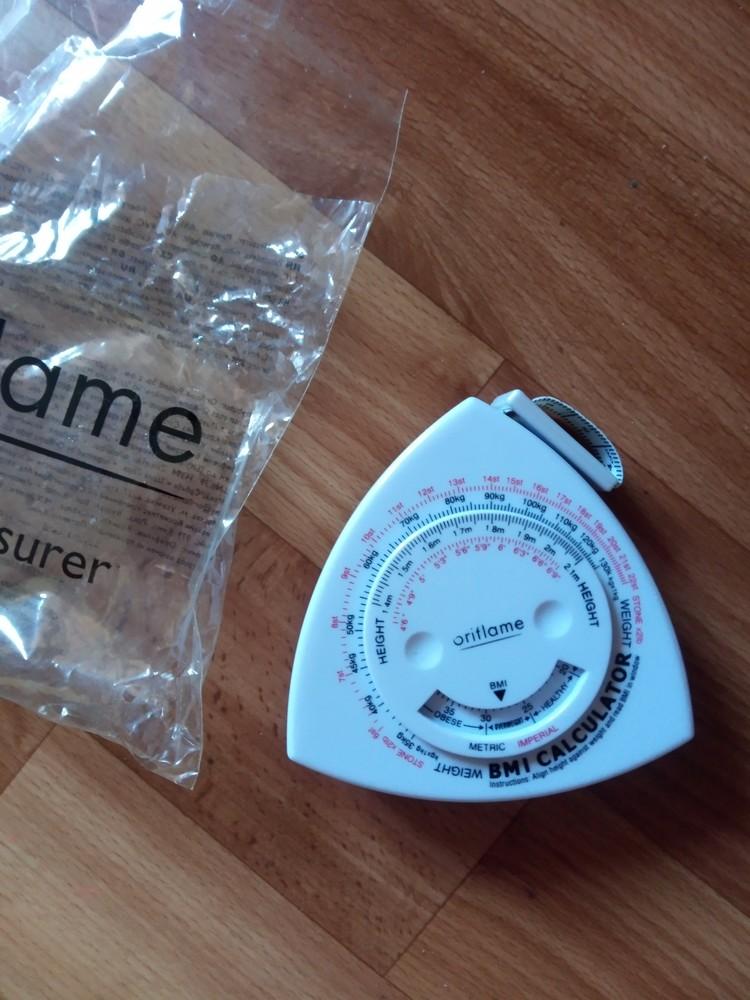 Калькулятор для контроля веса, oriflame фото №1
