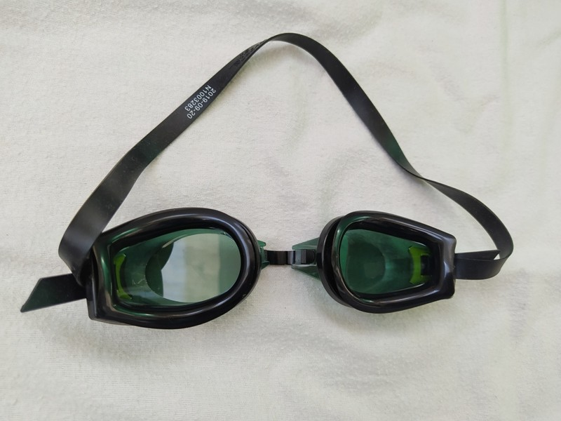 Очки для подводного плавания, для моря, для бассейна фото №1