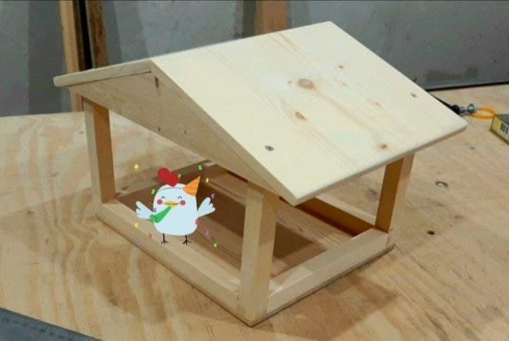 Кормушка для птиц фото №1
